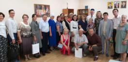 Представители Национально Культурный Автономии Татар Чувашской республики встретились 14 июля с сотрудниками АО «ТАТМЕДИА»